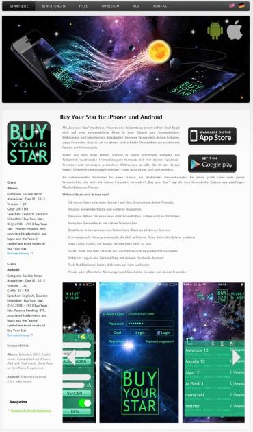 App Beschreibungstext