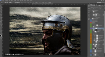 Photoshop Composing aus eigener Fotografie