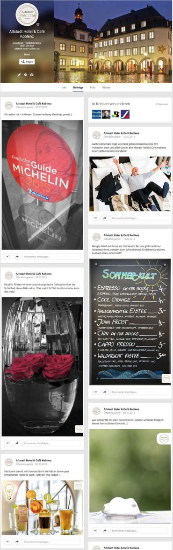 Social Media – Google+