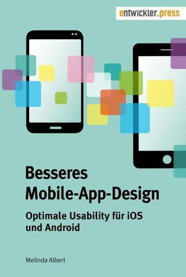 """Buch """"Besseres Mobile App Design"""""""